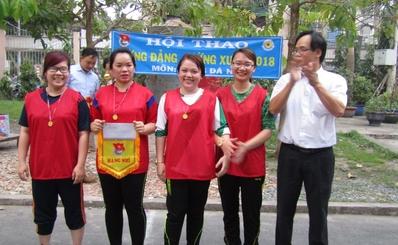 Đoàn Thanh niên tổ chức Hội thao Mừng Đảng Mừng Xuân 2018