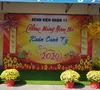 Bệnh viện Quận 11 trang trí Tết để bệnh nhân ấm lòng