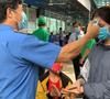 TP.HCM: Các bệnh viện siết chặt các biện pháp ngăn ngừa Covid-19
