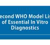 Tổ chức Y tế Thế giới công bố Danh mục Xét nghiệm thiết yếu lần thứ 2, năm 2019