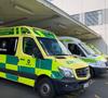 Xe cứu thương tại New Zealand có 2 màu