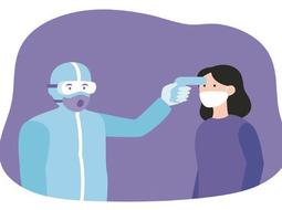 Đến bệnh viện giai đoạn này, người bệnh sẽ được tiếp đón ra sao để ngừa COVID-19