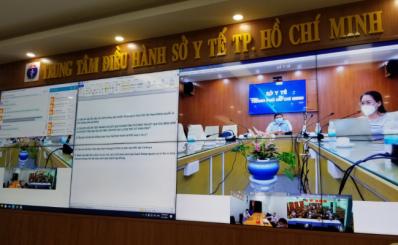 Viện Pasteur TP.HCM tập huấn 125 cơ sở y tế về xét nghiệp nhanh kháng nguyên