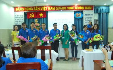 Đại Hội Đại Biểu Đoàn Bệnh viện Quận 11 Nhiệm kỳ 2017-2019