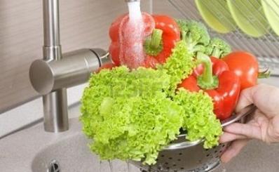 Rau quả có chứa nhiều vitamin A