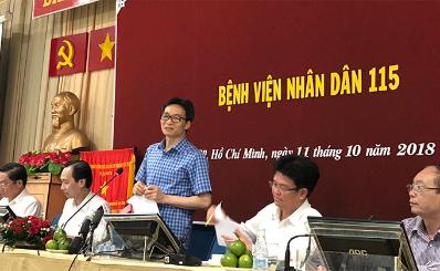 Tháo gỡ những khó khăn, vướng mắc cho các bệnh viện của thành phố Hồ Chí Minh
