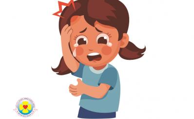 6 vị trí nguy hiểm trên cơ thể nếu trẻ bị đánh