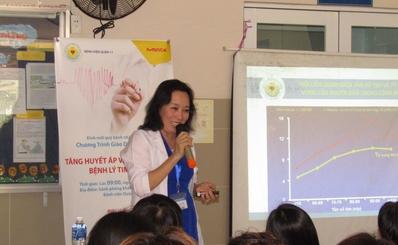 Chương trình Truyền thông Giáo dục sức khỏe chủ đề