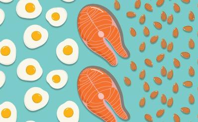 Ăn bao nhiêu lượng đạm mỗi ngày là đủ?