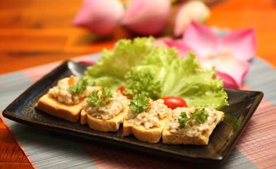 Thực đơn món ăn chay tốt cho sức khỏe