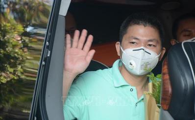 Đà Nẵng chia tay Đoàn y, bác sĩ TP Hồ Chí Minh sau thời gian hỗ trợ chống dịch COVID-19