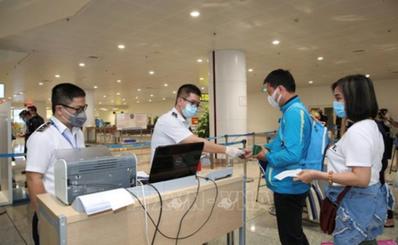 Cập nhật thông tin về trường hợp người nước ngoài nghi ngờ nhiễm COVID-19 sau khi rời khỏi Thành phố Hồ Chí Minh (tính đến 17g, ngày 28/10/2020)