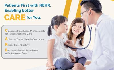 Tìm hiểu hành trình triển khai hồ sơ sức khoẻ điện tử tại Singapore