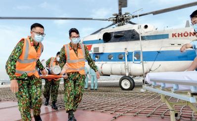 Triển vọng cấp cứu bằng đường hàng không