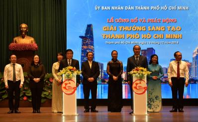 4 công trình sáng tạo của Ngành Y tế thành phố được chọn để nhận Giải thưởng Sáng tạo TP.HCM lần thứ nhất