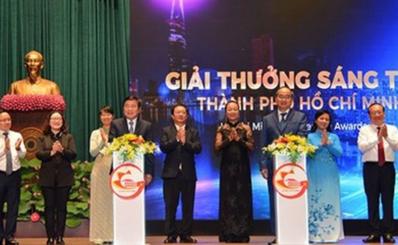 Tin ảnh: 4 công trình của ngành y tế nhận Giải thưởng Sáng tạo Thành phố Hồ Chí Minh lần thứ nhất - năm 2019