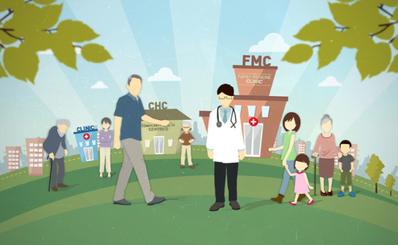 Tìm hiểu mô hình các cơ sở chăm sóc sức khoẻ ban đầu tại Singapore