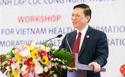 Ứng dụng, phát triển công nghệ thông tin y tế tạo đà và hỗ trợ y tế Việt Nam phát triển lên tầm cao mới