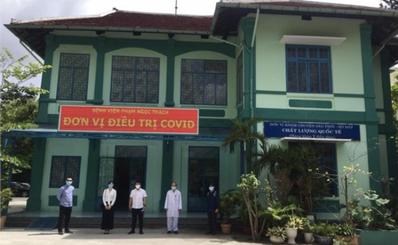 """""""Một nửa"""" bệnh viện Phạm Ngọc Thạch sẵn sàng tiếp nhận bệnh nhân COVID-19"""