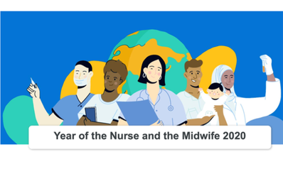 Năm 2020 là Năm Quốc tế của Điều dưỡng và Hộ sinh trên toàn cầu