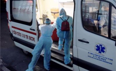 Tổ công tác đặc biệt chuyên điều phối chuyển người bệnh cấp cứu