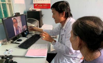 Tổ chức Y tế Thế giới khuyến cáo ứng dụng telemedicine để kết nối bác sĩ tuyến y tế cơ sở với các bác sĩ chuyên khoa của tuyến cuối