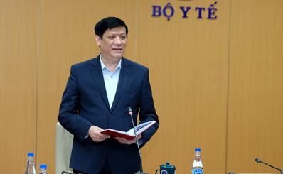 Bộ trưởng Nguyễn Thanh Long: Ngành y tế đang theo dõi chặt chẽ vấn đề biến chủng virus SARS-CoV-2