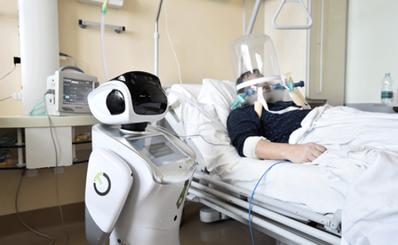 12 loại hình robot ứng dụng trong môi trường bệnh viện
