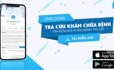 """Sở Y tế TP.HCM triển khai ứng dụng """"Tra cứu nơi khám, chữa bệnh"""" trên điện thoại thông minh"""