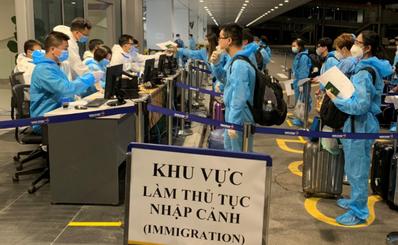 Bộ Y tế: Đợt cao điểm phòng chống COVID-19 từ nay đến Tết Tân Sửu, đặc biệt kiểm soát nhập cảnh