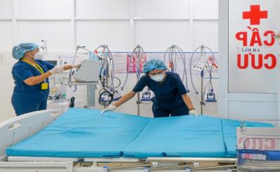 Khởi động lộ trình phục hồi công năng các bệnh viện